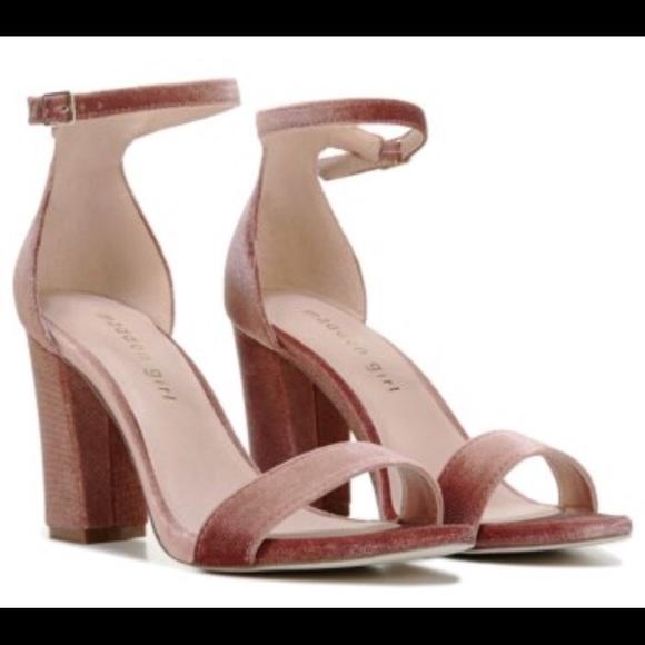 eb41f994372 NWB Madden Girl Blush Heels. Sizes 8.5 and 9.5